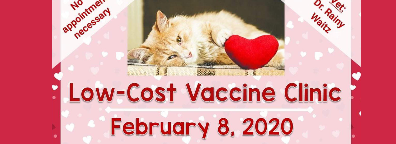 February Vaccine Clinic