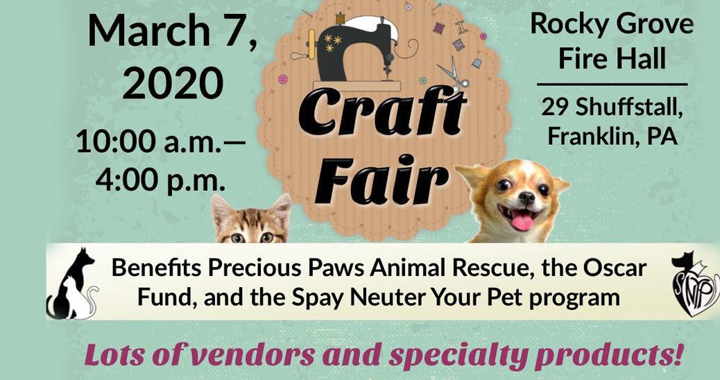 Craft Fair March 7