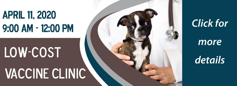 PPAR April Vaccine Clinic