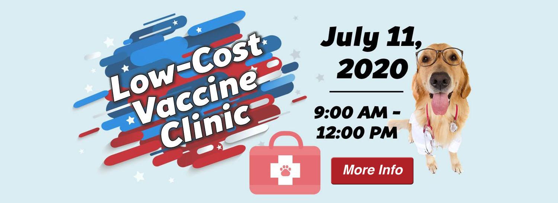 July 2020 Vaccine Clinic